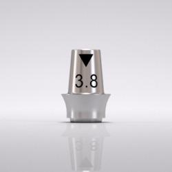 Picture of CONELOG® Titanium base CAD/CAM, bridge Ø 3.8, GH 2.0