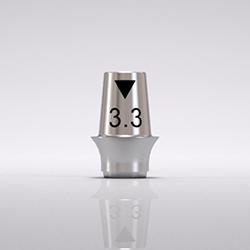 Picture of CONE Ti Base 3.3mm x 2.0mm, Bridge (C2342.3320)