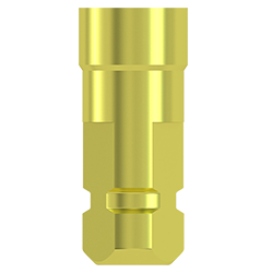 Picture of CONELOG® Implant analog for printed and cast models, Ø 3.8mm, Ti alloy
