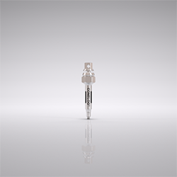 Picture of CONELOG® Adapter for screw implants, short, for CONELOG®  implants, for Ø 3.3 mm, stainless steel
