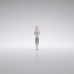Picture of CONELOG® Adapter for screw implants, short, for CONELOG® implants, for Ø 3.8-4.3 mm, stainless steel