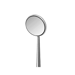 Picture of #5 FS CS Mouth Mirror, 3 pack