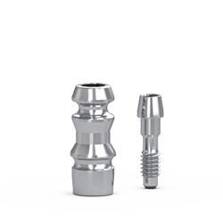 Picture of FlatOne® Abutment Transfer, Narrow , w/ Retaining Screw