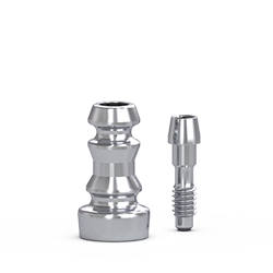 Picture of FlatOne® Abutment Transfer, w/ Retaining Screw