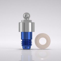 Picture of CAMLOG® Ball abutment male part Ø 5.0 mm, GH 3.0 mm