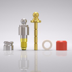 Picture of CAMLOG® Ball abutment set Ø 3.8 mm, GH 3.0 mm