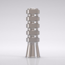 Picture of Titanium cap for bar abutment Ø 3.3/3.8/4.3 mm, for bridge