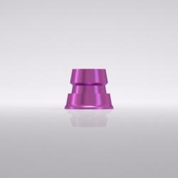 Picture of Titanium bonding base for bar abutment Ø 3.3/3.8/4.3 mm