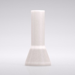 Picture of Sleeve for Ti bonding base for bar abt. Ø 5.0/6.0 mm