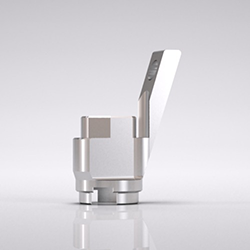 Picture of Aligning tool 17°, angled bar abutments, insertion post, stainless steel