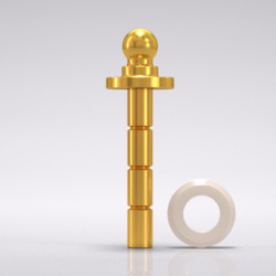 Picture of Lab analog for CAMLOG® ball abutment Ø 4.3 mm