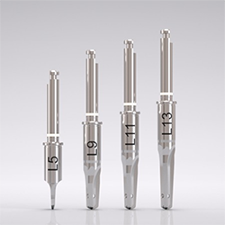 Picture of Guide System Surgery Set, Screw-Line, internal irrigation, ø3.3mm L 13mm