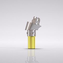 Picture of CAMLOG® Bar abutment, 17° angled, type A, Ø 3.8, GH 2.5, sterile