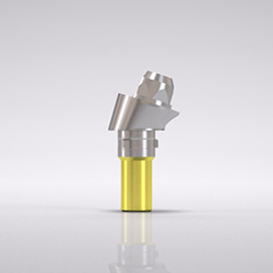Picture of CAMLOG® Bar abutment, 17° angled, type B, Ø 3.8, GH 2.5, sterile