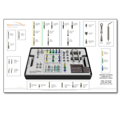 Picture of Tapered Surgical Kit Reference (TSK2021)