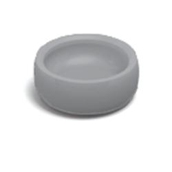 Picture of Locator Zero Retention Replac. Male (gray) (4pk) (Zest ref 08558)
