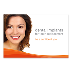 Picture of Dental Implants-Patient Ed. Flipbook