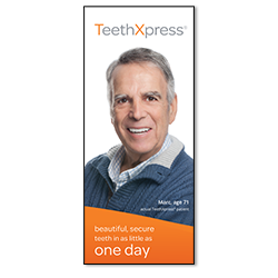Picture of TeethXpress Patient Education Brochure - Marc (50 pk)