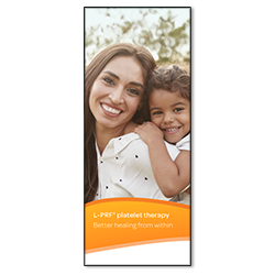 Picture of L-PRF Patient Education Brochure, 50pk