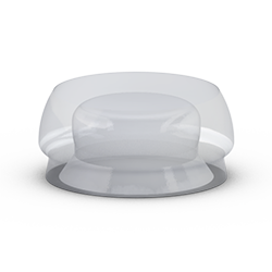 Picture of ODSecure Retention Cap Insert (Clear)(Standard)(4 pack)