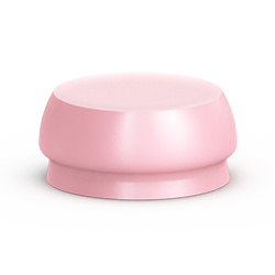 Picture of ODSecure Retention Cap Insert (Pink)(Soft)(4 pack)