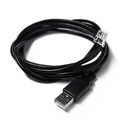 Picture of USB cable