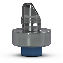 Picture of 5.7mm Hybrid Abutment Base, 2mm Collar Height