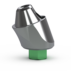 Picture of 4.5mm Multi-unit Abutment, 17-degree, 4mm Collar