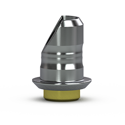 Picture of 3.5mm Hybrid Abutment Base, Non-Hexed