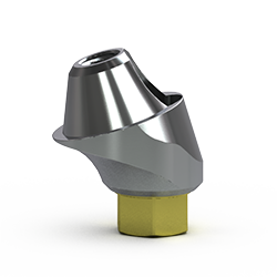 Picture of 3.5mm Multi-unit Abutment, 17-degree, 3mm Collar