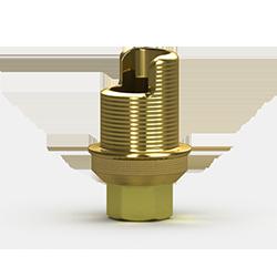 Picture of Titanium Base Abutment, 3.5mm, Laser-Lok