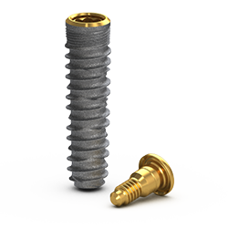 Picture of Gs Blossom™ Implant Ø4.0 x 15mm + Cover Screw