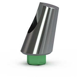 Picture of Single-stage 4.5mm Angled Abutment
