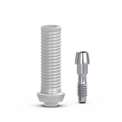 Picture of Gs Castable Abutment, Non Indexed, w/ Retaining Screw