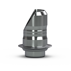 Picture of 3.0mm Hybrid Abutment Base, Non-Hexed