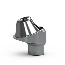 Picture of 3.0mm Multi-unit Abutment, 17-degree, 2.25mm Collar