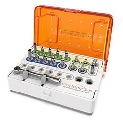 Picture of Tapered Short Guided Surgery Kit